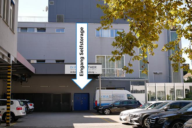 Lagerraum in Erlenbach