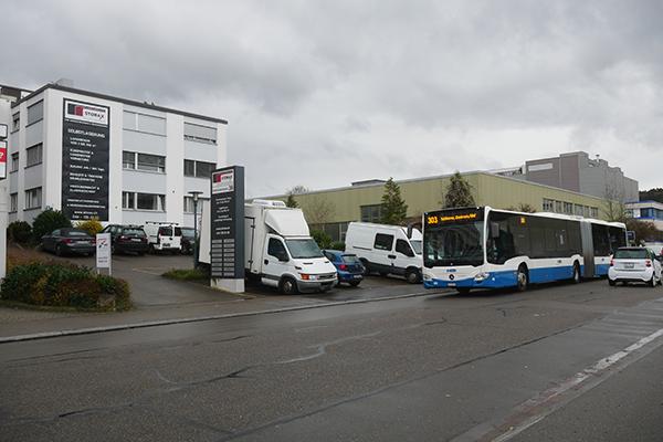 Innenansicht Standort Urdorf